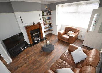 Thumbnail 2 bedroom terraced house to rent in Totland Road, Leicester