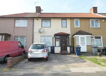 Thumbnail 3 bed terraced house for sale in Boston Road, Burnt Oak, Edgware