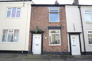 Thumbnail 2 bedroom terraced house to rent in Steeple Street, Macclesfield
