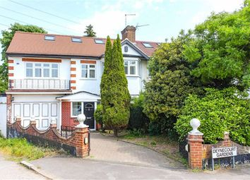 Thumbnail 5 bedroom semi-detached house for sale in Deynecourt Gardens, Wanstead, London