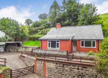 Thumbnail 3 bed bungalow for sale in Watergate Street, Llanfair Caereinion, Powys