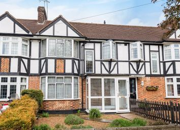 Thumbnail 3 bed terraced house for sale in Wolsey Drive, Kingston Upon Thames