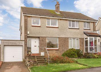 Thumbnail 3 bed semi-detached house for sale in 17 Mayburn Loan, Edinburgh