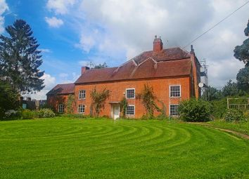 Thumbnail 5 bed detached house for sale in Dinchall Farm, Dymock Road, Ledbury, Herefordshire