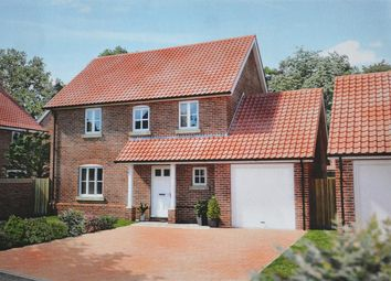 Thumbnail 4 bed property for sale in Oaks Lea, Acle, Norwich
