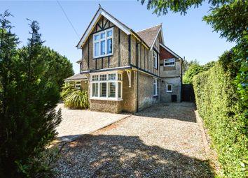 Thumbnail 5 bed detached house for sale in Barnham Road, Barnham, Bognor Regis