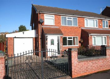 Thumbnail 3 bed semi-detached house for sale in Raglan Road, Retford, Nottinghamshire