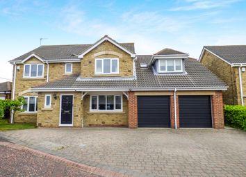 Thumbnail 5 bedroom detached house for sale in Low Farm, Ellington, Morpeth