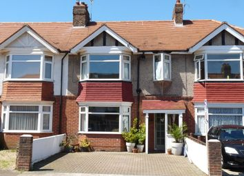 Thumbnail 3 bedroom terraced house to rent in Normandy Road, Broadwater, Worthing