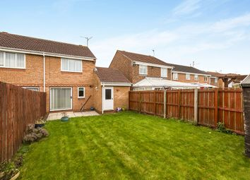 Thumbnail 2 bed semi-detached house to rent in Hallgarth, Consett