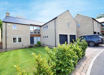 Thumbnail 5 bed detached house for sale in Church Gardens, Drighlington, Bradford