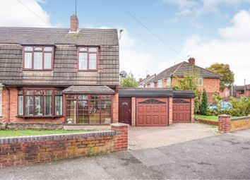 3 bed semi-detached house for sale in Lingfield Avenue, Wolverhampton WV10