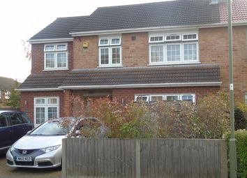 Thumbnail 5 bed semi-detached house to rent in Ryecroft Crescent, Barnet