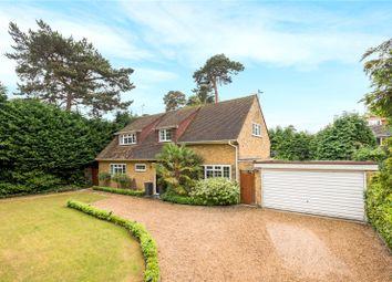 Thumbnail 4 bed detached house for sale in Beechwood Avenue, Weybridge, Surrey