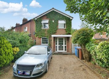 Thumbnail 3 bed detached house for sale in Aylsham Road, Norwich