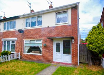 Thumbnail Semi-detached house for sale in Fuschia Gardens, Hebburn