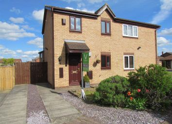 Thumbnail 2 bed semi-detached house to rent in Yarrow Court, Newton Aycliffe