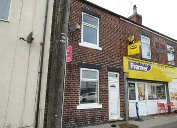 Thumbnail 2 bed terraced house to rent in Lock Lane, Castleford