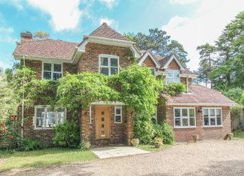 Amport, Andover, Hampshire SP11. 5 bed detached house for sale