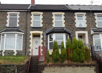 Thumbnail 3 bed terraced house to rent in Park Street, Mountain Ash, Rhondda Cynon Taff