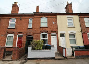 Thumbnail 2 bed terraced house to rent in Nicholls Street, Stoke, Coventry