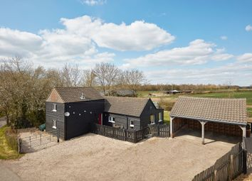 Thumbnail 3 bed detached house for sale in Farley Green, Wickhambrook, Suffolk