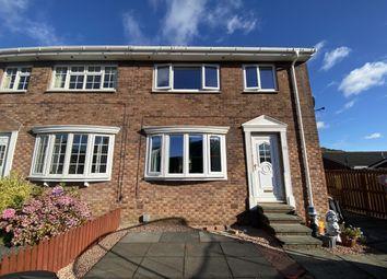 Thumbnail 3 bed property for sale in Aytoun Crescent, Burntisland