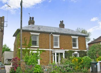 Thumbnail 4 bed semi-detached house for sale in Canterbury Road, Sarre, Birchington, Kent