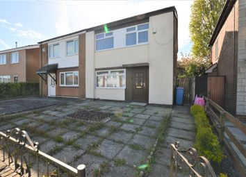 Thumbnail 3 bed semi-detached house to rent in Beldon Crescent, Huyton, Liverpool
