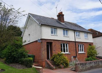 Thumbnail 2 bed cottage to rent in Compton Road, East Ilsley, Newbury