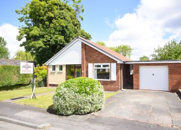 Thumbnail 3 bed detached bungalow for sale in Rodmill Drive, Gatley, Cheadle