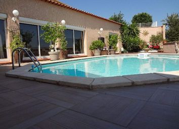 Thumbnail 4 bed villa for sale in 1 Route De Tuchan, 11350 Paziols, France