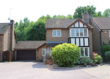Thumbnail 5 bed detached house for sale in Fox Heath, Southwood, Farnborough