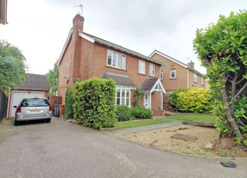 Thumbnail 4 bed detached house to rent in Martins Drive, Hertford