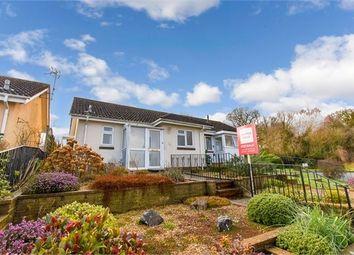 Thumbnail 1 bedroom semi-detached bungalow for sale in Emblett Drive, Bradley Barton, Newton Abbot, Devon.