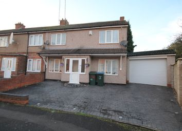 Thumbnail 3 bed semi-detached house for sale in Carlton Road, Coventry