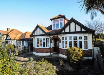 Thumbnail 4 bed detached bungalow to rent in Grand Avenue, Surbiton