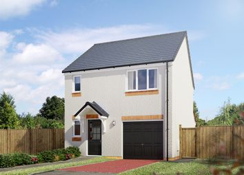 "Thumbnail 3 bed detached house for sale in ""The Fortrose "" at East Muirlands Road, Arbroath"