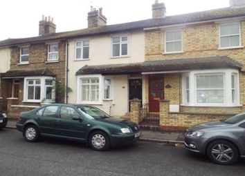 Thumbnail 3 bed terraced house to rent in Hitchin Road, Arlesey