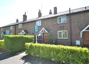 Thumbnail 3 bed terraced house to rent in Station Road, Styal, Wilmslow