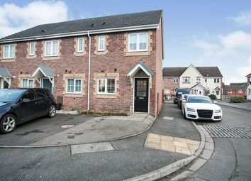Thumbnail 2 bed end terrace house for sale in Hatters Court, Bedworth, Warwickshire