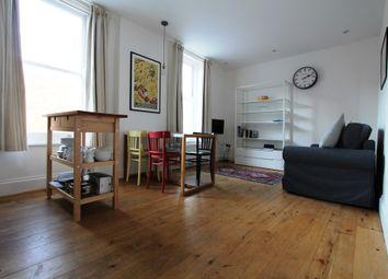 Thumbnail 1 bed flat to rent in Plender Street, Camden, London