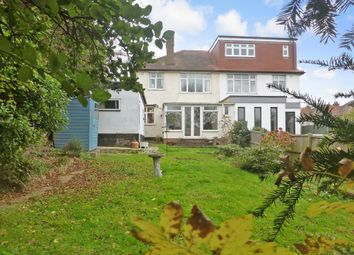 Thumbnail 3 bed semi-detached house for sale in Fairlawn Drive, Woodford Green, Essex