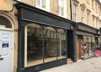 Thumbnail Retail premises to let in 25, Milsom Street, Bath
