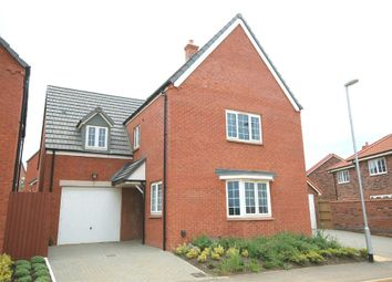Thumbnail 4 bed detached house to rent in Foster Way, Kettering, Northamptonshire