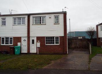 Thumbnail 2 bedroom semi-detached house for sale in Brook Close, Nottingham, Nottinghamshire