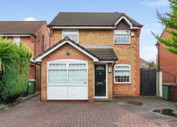 Thumbnail 3 bed detached house for sale in Satinwood Crescent, Melling