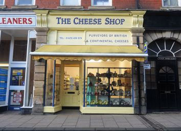 Thumbnail Retail premises for sale in The Cheese Shop, 6 Oldgate, Morpeth