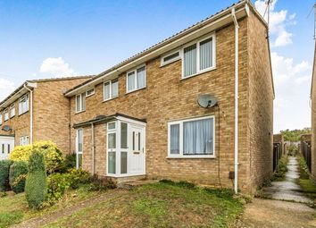 Thumbnail 3 bed terraced house to rent in Newington Walk, Maidstone