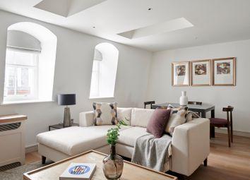 Thumbnail Serviced flat to rent in Unit Henrietta Street, London